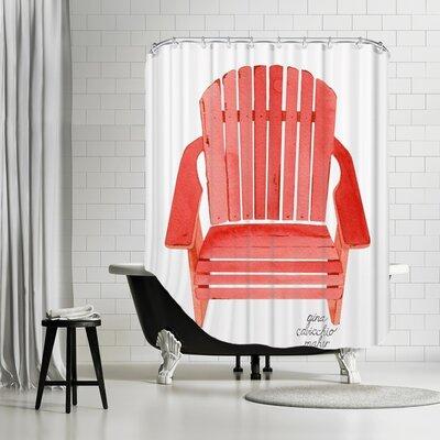 Aparicio Chair Shower Curtain
