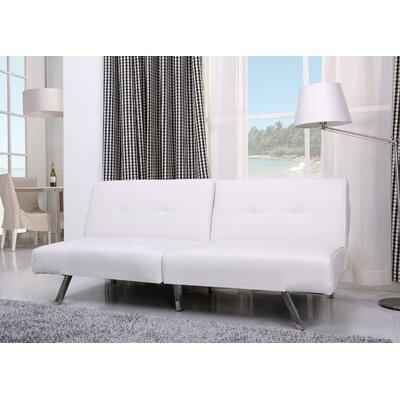 Varick Gallery VKGL3714 28027599 Rosehill Convertible Futon Sofa Bed Upholstery