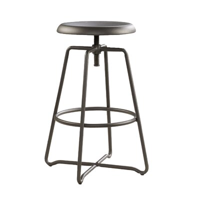 Palethorp Adjustable Height Swivel Bar Stool