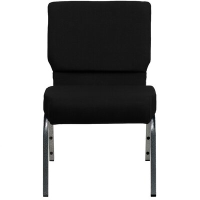 Collier Personalized Stacking Guest Chair Seat Finish: Black