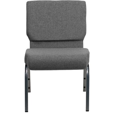 Collier Personalized Stacking Guest Chair Seat Finish: Gray