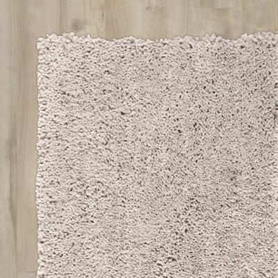 Lexington Avenue Hand-Tufted Silver Area Rug Rug Size: 2 x 3