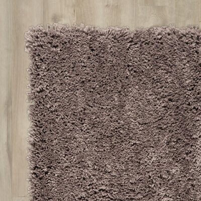 Lexington Avenue Hand-Tufted Grey Area Rug Rug Size: 76 x 96
