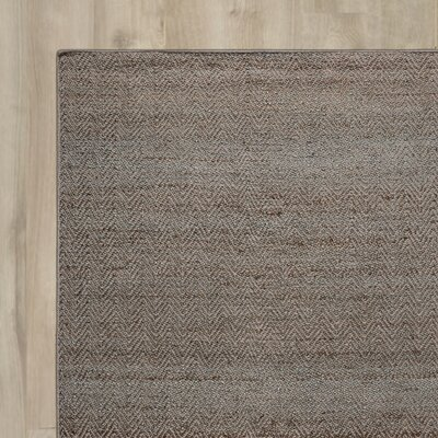 Waverley Hand-Woven Gray Blue Area Rug Size: Runner 26 x 8