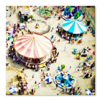 Carnival by Rose Anne Colavito Photographic Print Size: 10