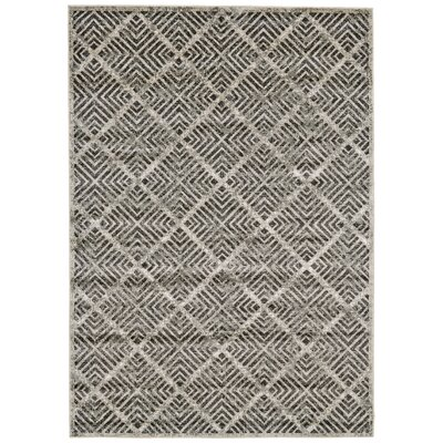 Beech Hill Castle/Taupe Area Rug Rug Size: Rectangle 22 x 4