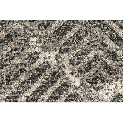Beech Hill Castle/Taupe Area Rug Rug Size: Runner 21 x 71