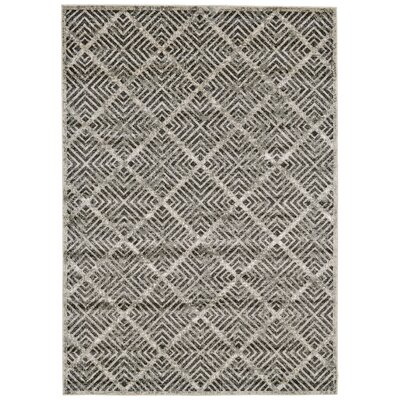 Beech Hill Castle/Taupe Area Rug Rug Size: 8 x 11