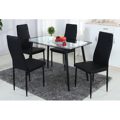 Van Siclen 5 Piece Dining Set