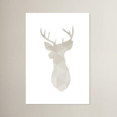 Deer Graphic Art