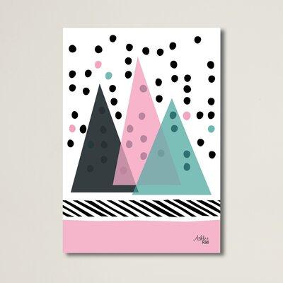 Cabrini Mountain Rain Graphic Art