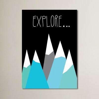 Explore Graphic Art Size: 10