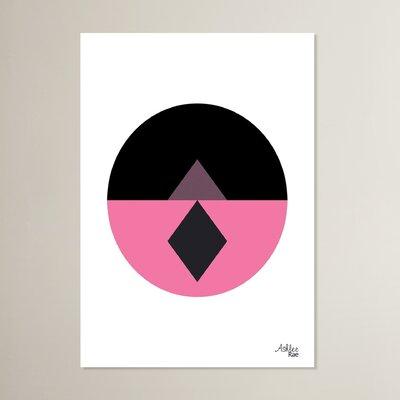 Cabrini Geometric Circle Graphic Art