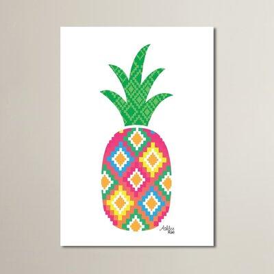 Cabrini Mexicano Pineapple Graphic Art