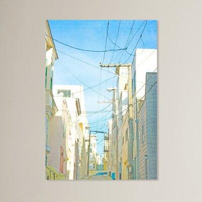 San Francisco Tops 4 Photographic Print Size: 10