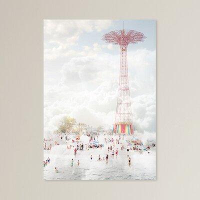 Brooklyn Eiffel Tower Photographic Print