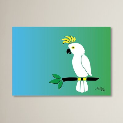 Cabrini Cockatoo Graphic Art