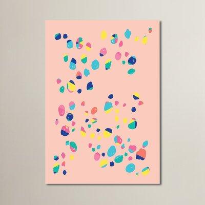 Cabrini Confetti Graphic Art