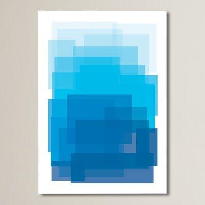Cabrini Ombre Graphic Art Size: 10
