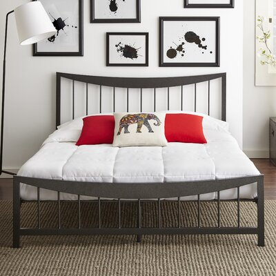 Conant Platform Bed Size: Double
