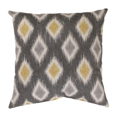 Rutherford Cotton Throw Pillow Size: 16.5 x 16.5
