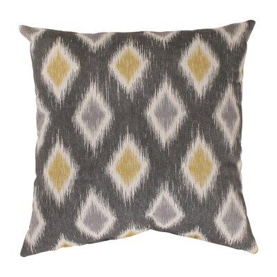 Rutherford Cotton Throw Pillow Size: 16.5 x 16.5