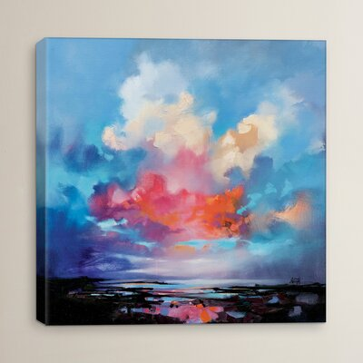 Diffusion by Scott Naismith Print Painting on Wrapped Canvas