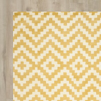 Dodge Ivory / Gold Area Rug