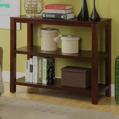 Crown Heights End Table Color: Espresso