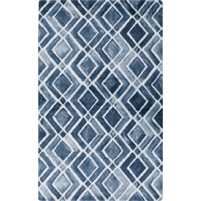Roma Nova Blue Area Rug Rug Size: Rectangle 22 x 3