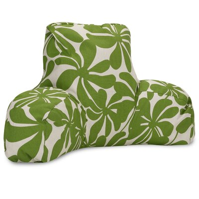 Egerton Indoor/Outdoor Bed Rest Pillow Color: Sage