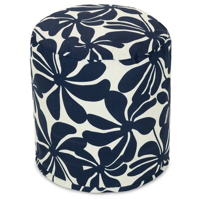 Monterey Ottoman Fabric: Navy Blue