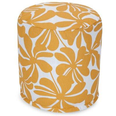 Monterey Ottoman Fabric: Yellow