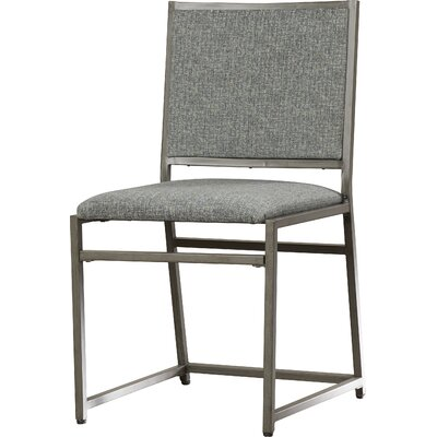 Cullerton Side Chair Upholstery: Gray