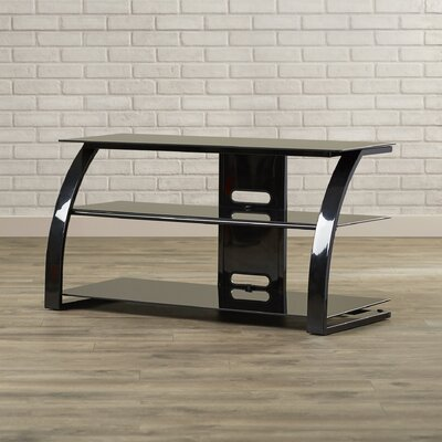 Rikard 42 TV Stand Finish: High Gloss Black