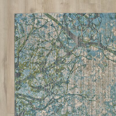 Sutton Place Capri Area Rug Rug Size: Runner 27 x 8