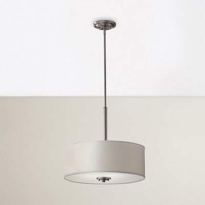 Wyncote 3-Light Drum Pendant