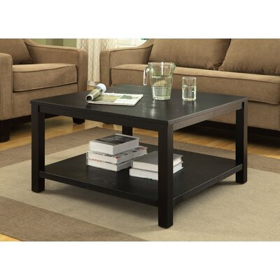 Crown Heights Coffee Table Finish: Espresso