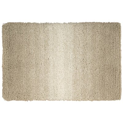 Bronson Beige Area Rug Rug Size: Rectangle 26 x 4