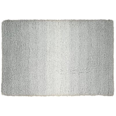 Bronson Silver Area Rug Rug Size: 2 x 3
