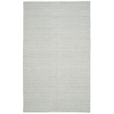 Redbrook Gray Area Rug Rug Size: Rectangle 5 x 8