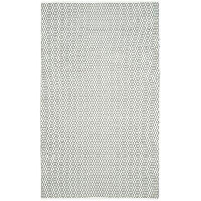 Redbrook Gray Area Rug Rug Size: 6 x 9