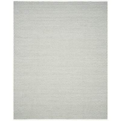Redbrook Gray Area Rug Rug Size: Rectangle 8 x 10