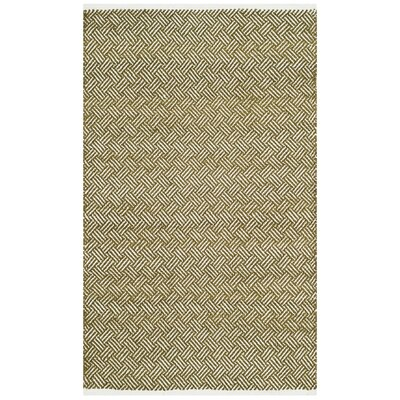 Redbrook Olive Area Rug Rug Size: Rectangle 26 x 4