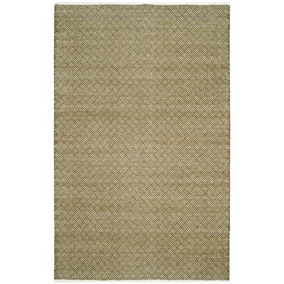 Redbrook Olive Area Rug Rug Size: Rectangle 4 x 6