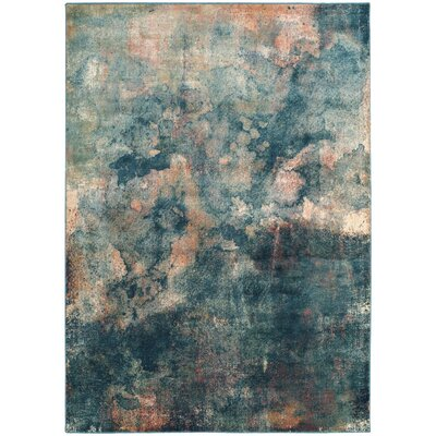 Stave Area Rug Rug Size: 33 x 57