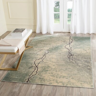 Stave Area Rug Rug Size: 8 x 112