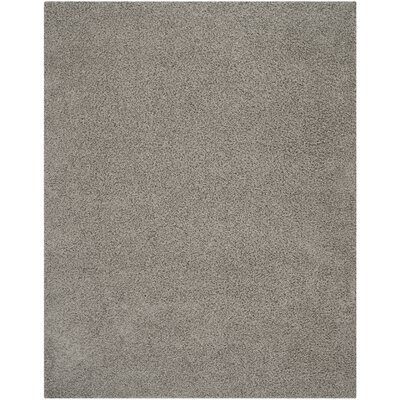 Wilder Light Grey Area Rug Rug Size: 8 x 10