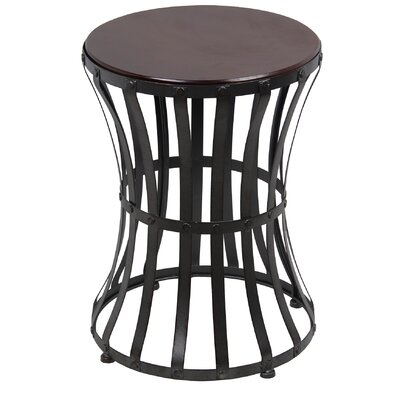 Sabella Round End Table