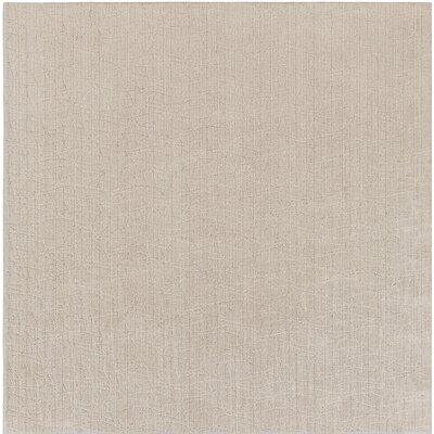 Upper Strode Gray Indoor/Outdoor Area Rug Rug Size: Square 6